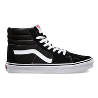 Vans Classic SK8-Hi unisex canvas shoes for men and women high-top skateboarding sneakers free shipping