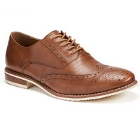 Apt. 9 Men's Brogue Wingtip Oxford Shoes