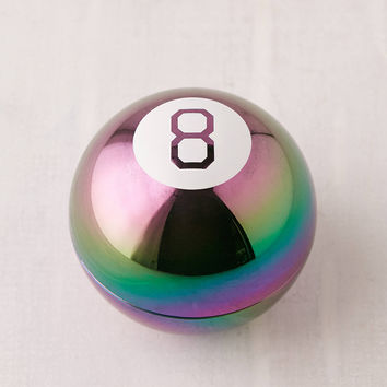 Oil Slick Magic 8 Ball | Urban Outfitters