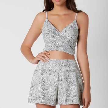 Mind The Gap Romper