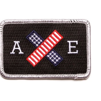 The USA AXE Badge
