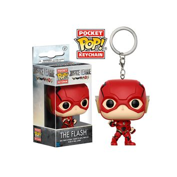 Justice League The Flash  Pocket Pop! Key Chain