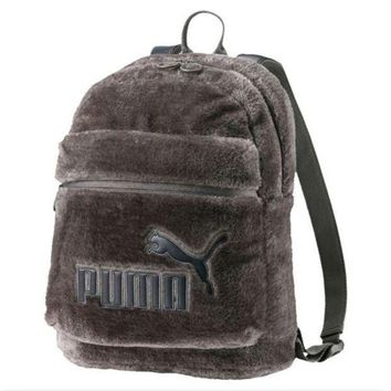 LMFOK3 PUMA Wns Fur Backpack