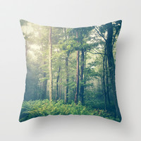 Inner Peace Throw Pillow by Olivia Joy StClaire
