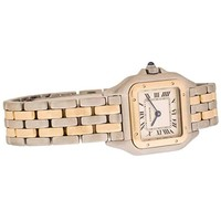 Cartier Panthere de Cartier Automatic-self-Wind Female Watch 1120 (Certified Pre-Owned)