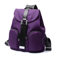 Hot Deal On Sale College Back To School Comfort Stylish Nylon Casual Backpack [8384136775]