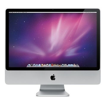 Apple iMac 20 Core 2 Duo E8135 2.4GHz All-in-One Computer - 1GB 250GB DVD±RW/Radeon HD 2400 XT/Cam/OSX (Early 2008)