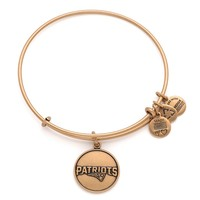 New England Patriots Logo | Alex and Ani Russian Gold