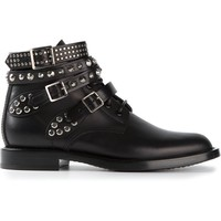 Saint Laurent 'Rangers' ankle boots