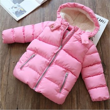 children baby girls fashion lolita style winter coats new arrival kids colours coats regular full length hooded princess coats