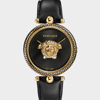 Versace Black Palazzo Empire Watch for Women | Official Website