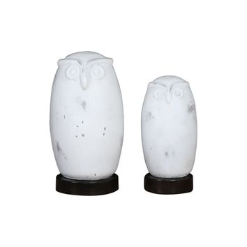 Hoot Owl Figurines Set/2