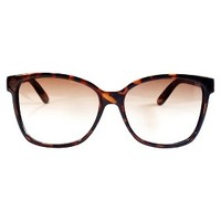 Merona® Surf Sunglasses - Black/Brown Frame