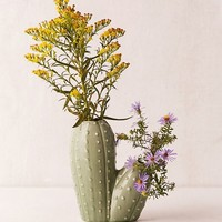 Cactus Double Vase | Urban Outfitters