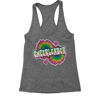 Cheerleader Racerback Tank Top for Women
