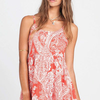 Billabong - Day Dreamy Dress | Bikini Red