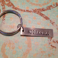 ADORKABLE - keychain