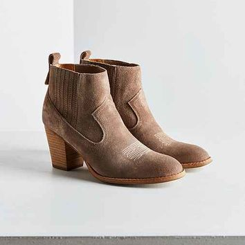 Dolce Vita Heeled Jones Western Ankle Boot