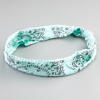 FULL TILT Stretch Knotted Bandana | Hair Accessories