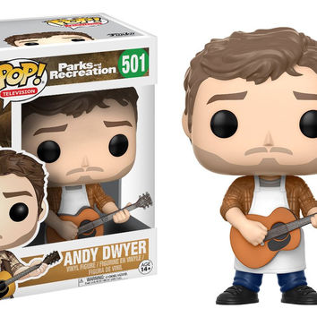 POP! TELEVISION 501: PARKS & RECREATION - ANDY DWYER