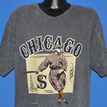 90s Chicago White Sox Classic Baseball t-shirt Extra Large