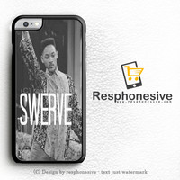 Swerve Swag Funny Phone Case Quote iPhone 6 Plus Case