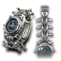Berserker Watch - New Age, Spiritual Gifts, Yoga, Wicca, Gothic, Reiki, Celtic, Crystal, Tarot at Pyramid Collection