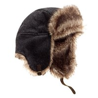 Women's ACCESSORIES - scarves, hats, gloves - Great Lakes Trapper Hat - Madewell