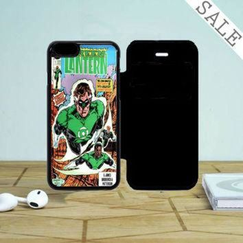 DCKL9 Green Lantern Hal Jordan 2 iPhone 5 Flip Case