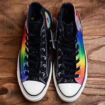 "Trendsetter Converse 2019 ""Pride Women Fashion Casual High-Top Old Skool Shoes"