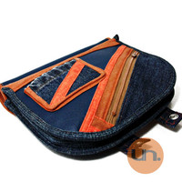 "On SALE! Vegan Hip Bag, Festival Bag, Fanny Pack and Messenger Bag UNUSUAL - Collection ""Mutants"" - Handmade Ready to Ship"