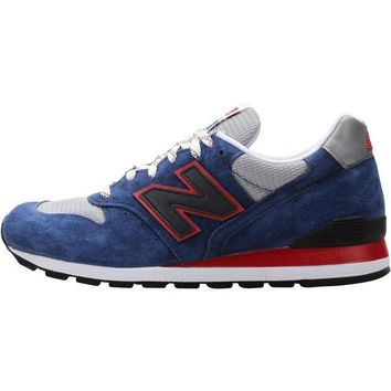 DCCK1IN new balance m996 connoisseur blue red
