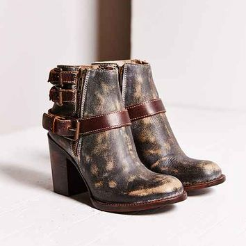 FREEBIRD By Steven Bolo Buckle Boot- Brown Multi