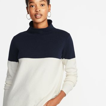 Mock-Turtleneck Sweater for Women | Old Navy