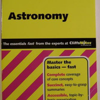 Cliffs Quick Review Astronomy Notes Staff Charles Peterson Planets Stars Summary