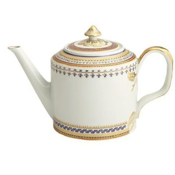 MOTTAHEDEH Chinoise Blue Teapot