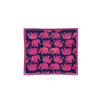 Lilly Pulitzer - Small Glass Catchall Tray, Tusk In Sun