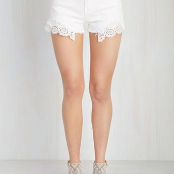 Ferris Wheel Flair Shorts | Mod Retro Vintage Shorts | ModCloth.com