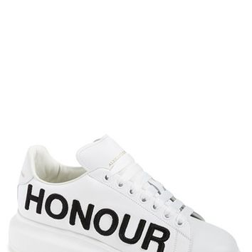 Men's Alexander McQueen 'Honour/Truth' Sneaker,
