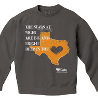 The Stars at Night Texas  Sweatshirt