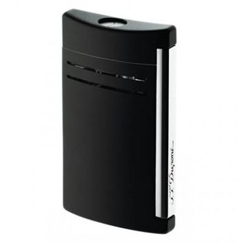 S.T. Dupont MaxiJet Black Matte Torch Flame Lighter
