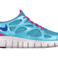 Nike Free Run 2 iD Girls' Shoe