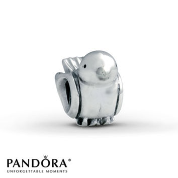 Pandora Charm Happy Little Bird Sterling Silver