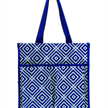 Toss Otherwise Engaged Miracle Bag - Navy/White
