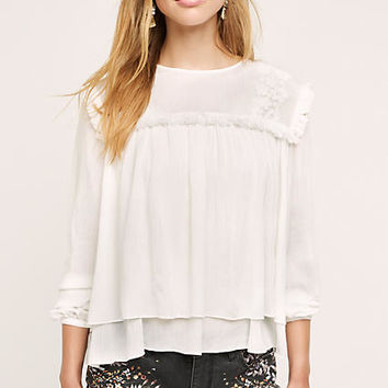 Celosia Tiered Blouse