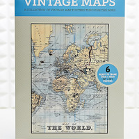 Maps Poster Set - Urban Outfitters