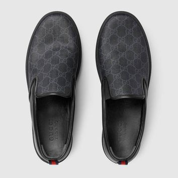 GUCCI  Black fashion sports shoes