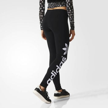 """ Adidas "" Like Fashion Print Exercise Fitness Gym Yoga Running Leggings Sweatpants _ 3166"