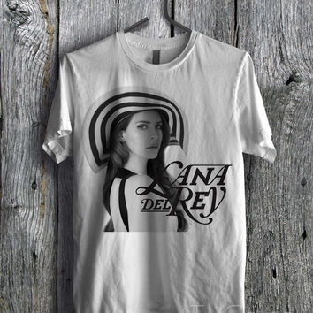 Beautiful Lana del rey Tee - zzzF Unisex Tees For Man And Woman / T-Shirts / Custom T-Shirts / Tee / T-Shirt