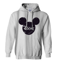 Mickey Mouse Dope Hoodie for Mens Hoodie and Womens Hoodie *